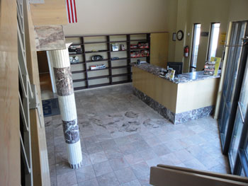 Chandler Arizona Automasters Stair View