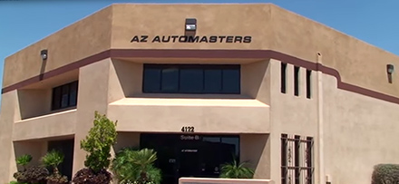 Chandler Arizona Automasters Building